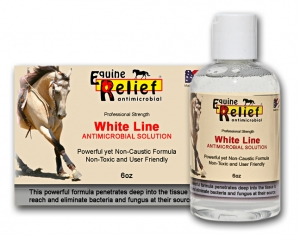 Professional Strength White Line Antimicrobial