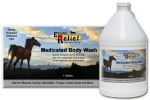 Equine Medicated Body Wash 1 gal.