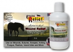 Antimicrobial Wound Relief (Lotion) 8 oz