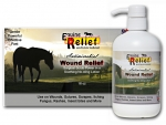 Equine Antimicrobial Wound Relief (Lotion) 16 oz pump