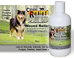 Canine Antimicrobial Wound Relief 8 oz
