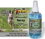 Canine Antimicrobial Spray 8 oz