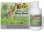 Canine Antimicrobial Body Wash 8 oz