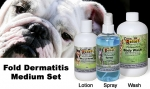 Canine Med. Kit for Fold Dermatitis