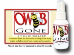 OW-B-Gone  Sting relief 2oz