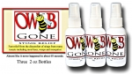 Ow-B-Gone Sting Relief Three Pack - Save 20%