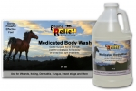 Equine Medicatedl Body Wash 64 oz