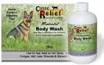Canine Antimicrobial Body Wash 16 oz